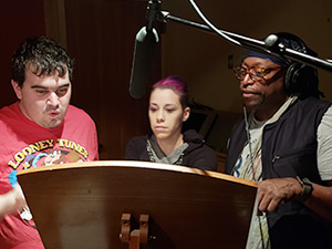 Double RR Studios Voice Over School