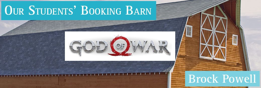 Brock Powell – God of War
