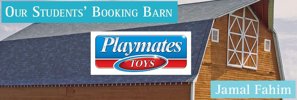 Jamal Fahim – Playmates Toys